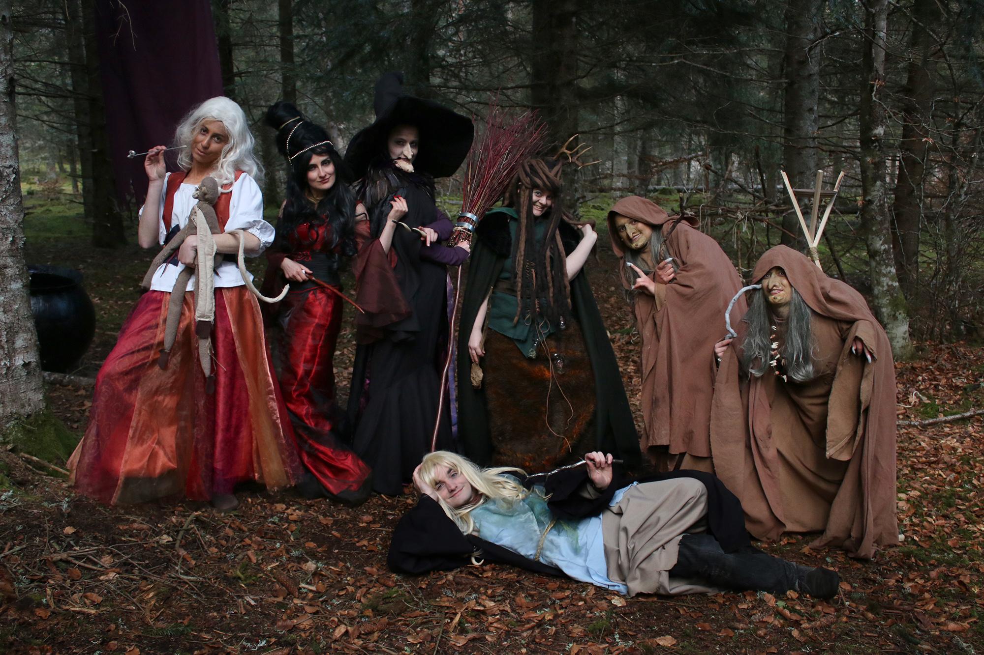 sorcière bien aimée saison 1